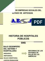 Historia Hospitales
