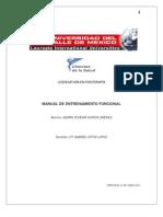 Manual Entrenamiento Funcional