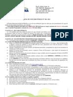 Edital do concurso da Prefeitura de Macaparana (PE)