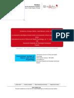 Evaluacion Psicologica Forence vs Clinica