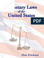 Monetary Laws of the United States, Volume II, Appendix