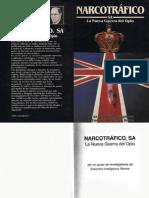 14089170 Lyndon LaRouche Narcotrafico SA Dope Inc en Espanol Libro Prohibido en Venezuela Por El Grupo Cisneros ODC