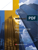 As 8000-2003 Corporate Governance - Good Governance Principles