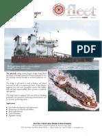 Dodge Island Fleet Sheet