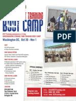 Ust Bootcamp Flyer Dc
