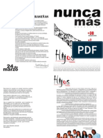 Nunca Mas - Formosa 2012