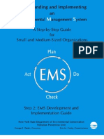 Guidelines for Implementaion ISO 140001