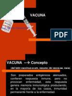 Vacuna Clase