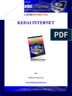 1. Cara Menguruskan Kedai Internet