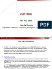 Guided Mode Resonance Filters