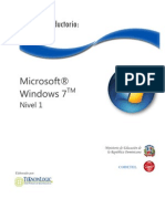 Curso Introductorio Windows 7 - Acceso Directo