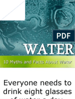 1. Water