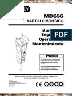 Manual Seguridad Operacion Martillo Montado Mb656