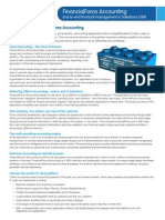 FinancialForce Accounting Overview