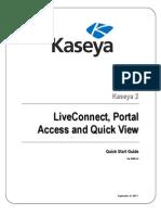 Kasaya LiveConnect