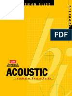 CSR Bradford Acoustic Design Guide