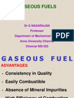 Gaseous Fuel
