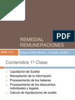 Clase 1 - Liquidacion de Sueldo