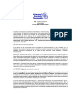 2010 12 14 ISOC Comunicado