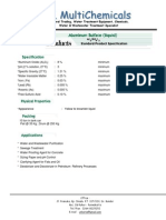 Alum Liquid Brochure