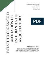 Eoaeda - Reforma 2012