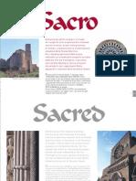 Italy - Sacro