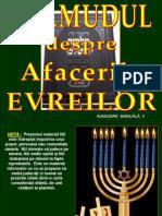 Despre Afacerile Evreilor