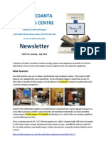 BRC Newsletter #6 Jan-July 2012 Final