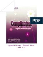 Complicated_ - A to Z of Women's Modern Fiqh Notes_Hosna