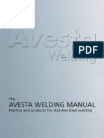 AVESTA Welding Manual for SS