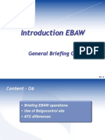 G6 - Introduction EBAW