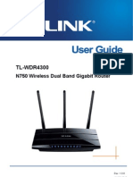 Tl-wdr4300 v1 User Guide