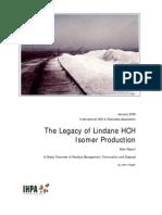 Lindane Main Report DEF20JAN06