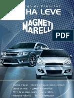 Magneti Marelli e Catalogo Linha Leve