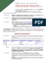 Istruzioni Tesseramento Online Nazionale 2013/2014