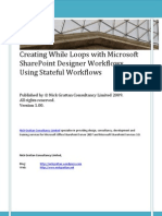 Stateful Workflow Paper