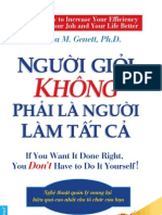 Nguoi Gioi Khong Phai La Nguoi Lam Tat CA