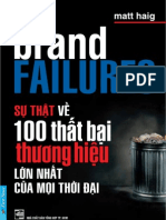 Su That Ve 100 That Bai Thuong Hieu