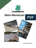 """Dossier """"Mare Monstrum 2012"""""""