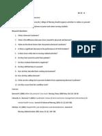 Research Proposal (Burnout)