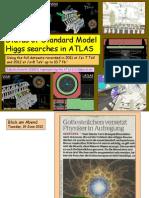 ATLAS Higgs CERN Seminar 2012