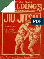 JIU-JITSU - The Effective Japanese Mode of Self-Defense Illustrated by Snapshots of K Koyama & a Minami (1916)
