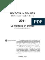 Moldova in Cifre 2011 en Fr