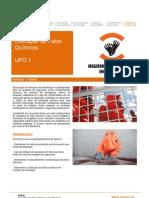 Utilização de Fatos Químicos - UFQ 1 – 4 horas