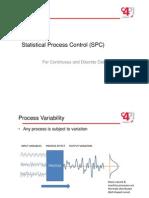 6.3 Process Stability SPC