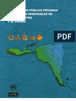 CEPAL, Las Alianzas Público-Privado en Energías Renovables en América Latina y el Caribe, 5-2012