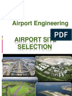 Airport Site Selection