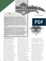 WarHammer 40K [Codex] Geanstealer Cult