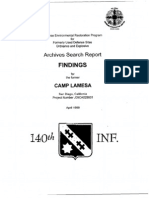 Camp LaMesa History