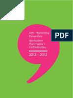 Arts Marketing Essential 2012-13